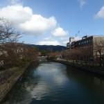 琵琶湖疏水まで徒歩1分です。
