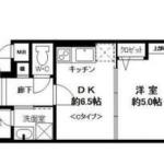 【鞍馬口】駅徒歩約2分!2016年1月入居1DK新築