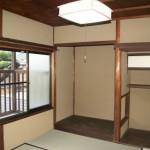 【衣笠】立派な客間のある京町家